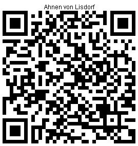 ahnen von lisdorf