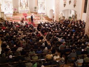 Über 500 Besucher beim Feidman-Konzert