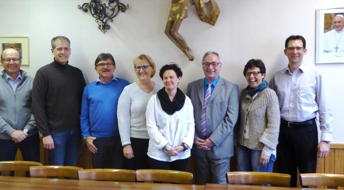 Vorstandsneuwahlen des Freundeskreis der Lisdorfer Pfarrkirche e.V.