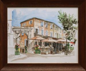 Porte St.Paul-St.Rémy en Provence