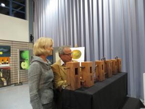 Gudrun Jungmann im Gespräch mit Dieter Marek